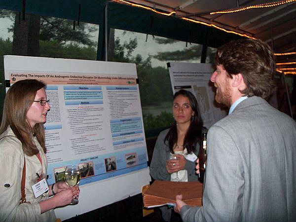 2012 Annual Meeting Poster Social