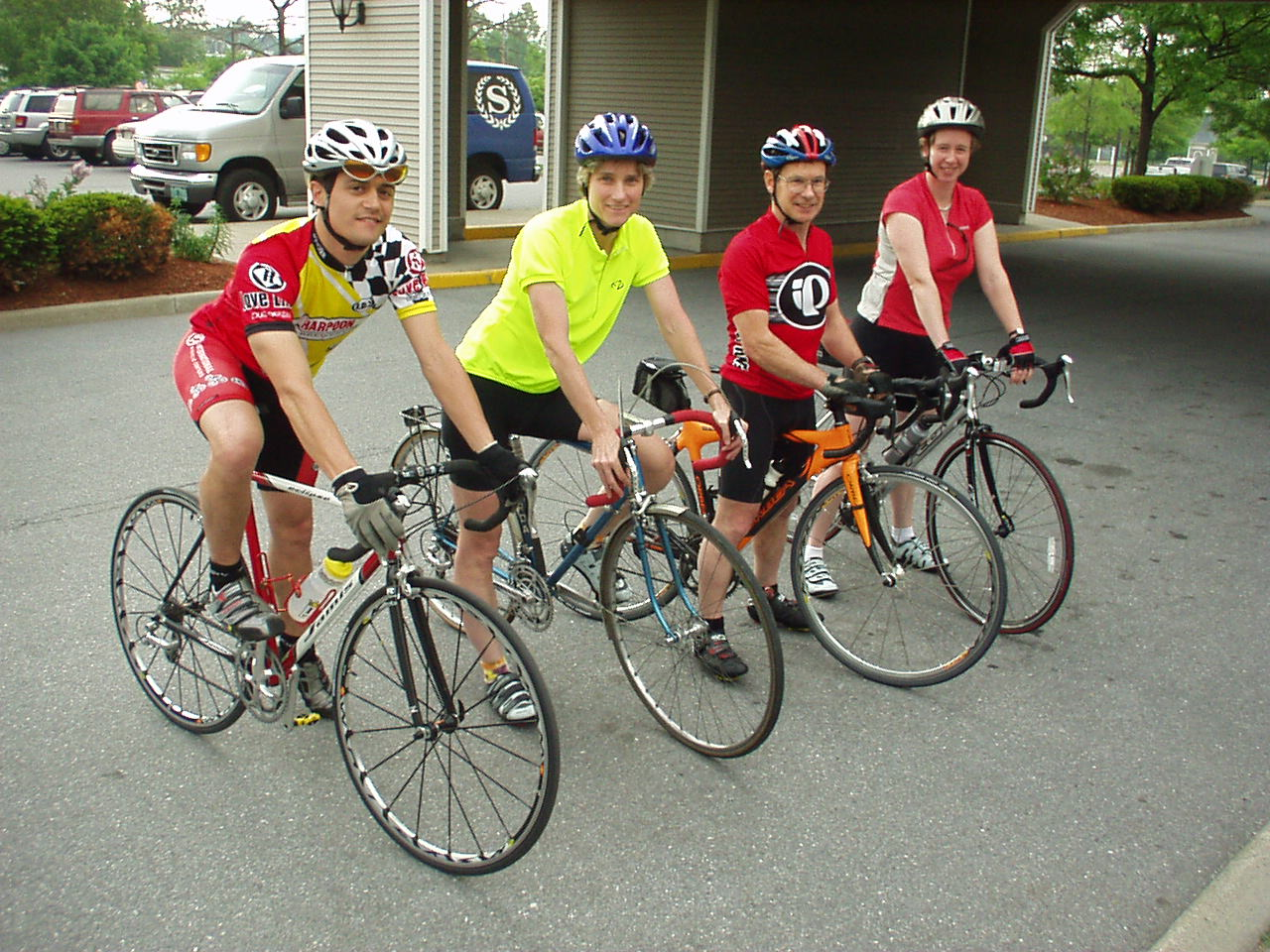2005 Annual Meeting Bike Ride
